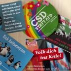 Sticker von Jusos und Grüner Jugend (2017)