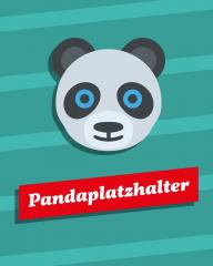 Pandaplatzhalter